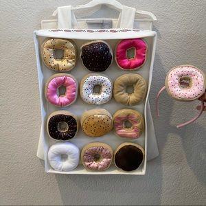 Ministry of Rascals Donut Costume w Headband